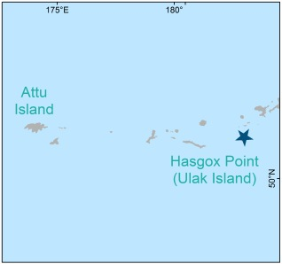 We observed these females sticking around Hasgox Point (Ulak Island) where the females were captured and tagged.